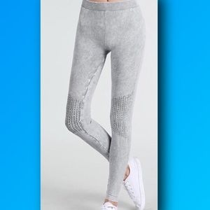 Pants - 🆕 Grey Shirred Leggings